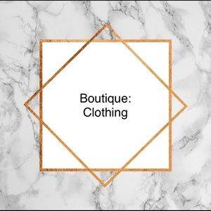 BOUTIQUE ITEMS - BRAND. NEW.
